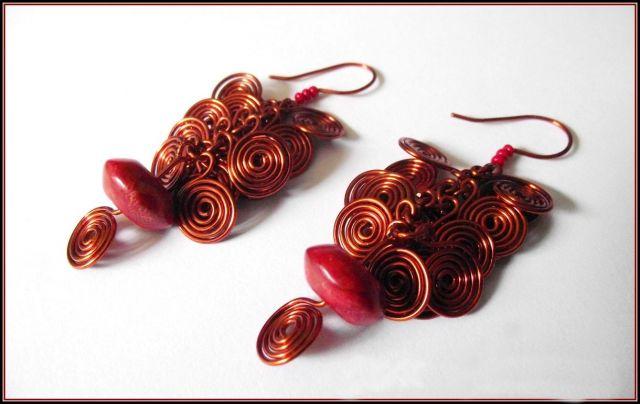 č.2093: Základy drátovaného šperku