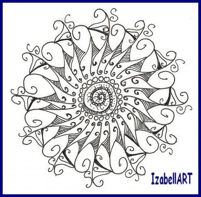 č.2130: Kurz kreslení - ZENDALA