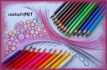 č.2318: Relax s pastelkou